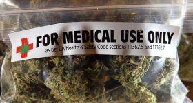 Medicinal Marijuana Use
