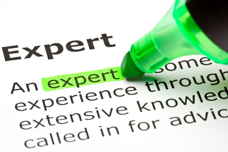 how to become an expert
